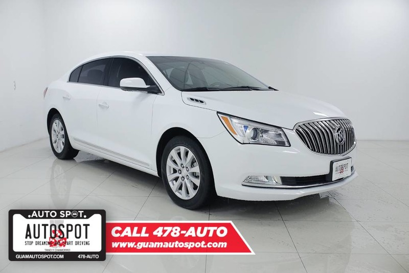 Pre-Owned 2016 Buick LaCrosse Base Front Wheel Drive 4dr Car