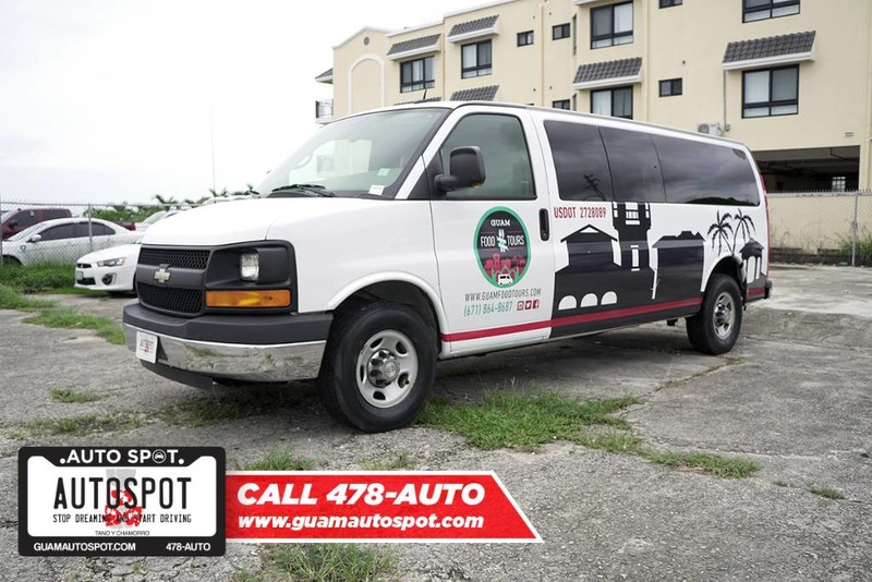 Pre-Owned 2012 Chevrolet Express Passenger 1LS