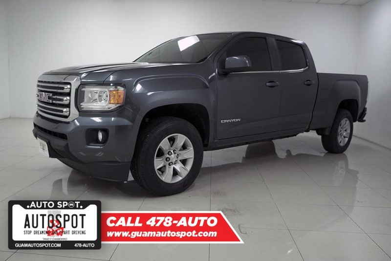 Pre-Owned 2016 GMC Canyon 2WD SLE