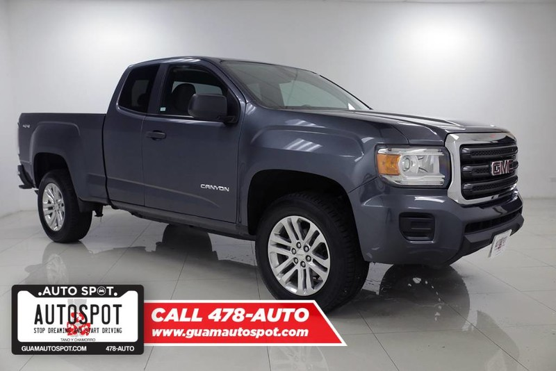 Pre-Owned 2016 GMC Canyon 4WD Four Wheel Drive Standard Bed