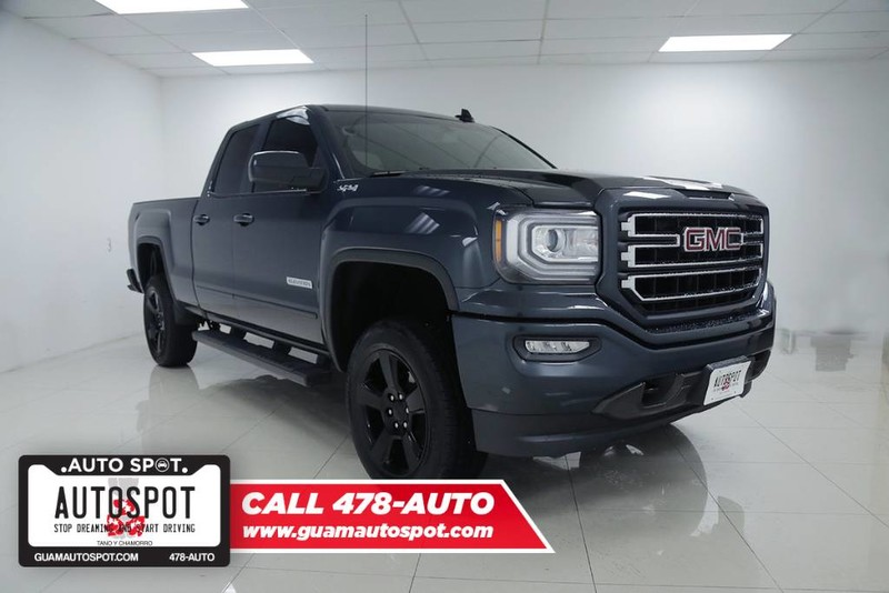 Pre-Owned 2017 GMC Sierra 1500  Four Wheel Drive Pickup Truck