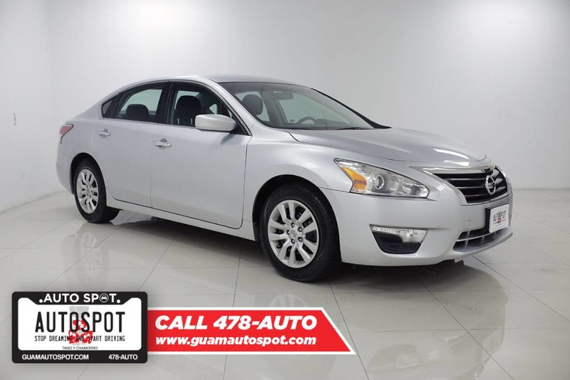Perfect ... Front Wheel Drive Sedan. Pre Owned 2015 Nissan Altima 2.5