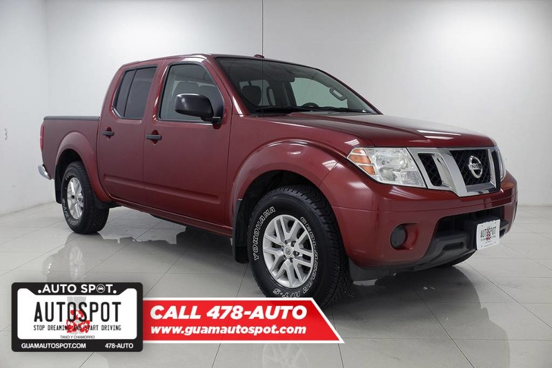 Pre-Owned 2014 Nissan Frontier S Rear Wheel Drive Pickup Truck