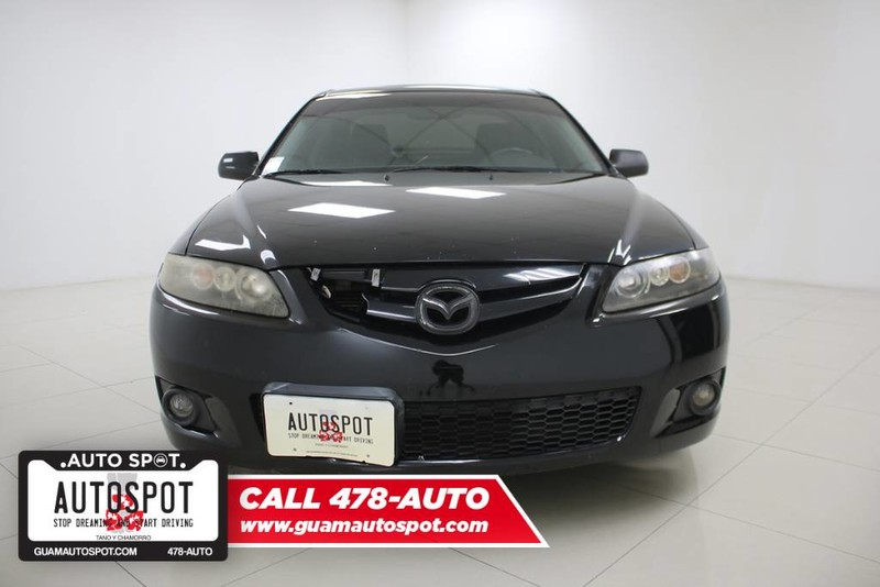 Pre-Owned 2007 Mazda6 s Grand Touring