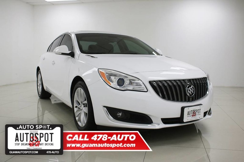 Pre-Owned 2016 Buick Regal  Front Wheel Drive Sedan