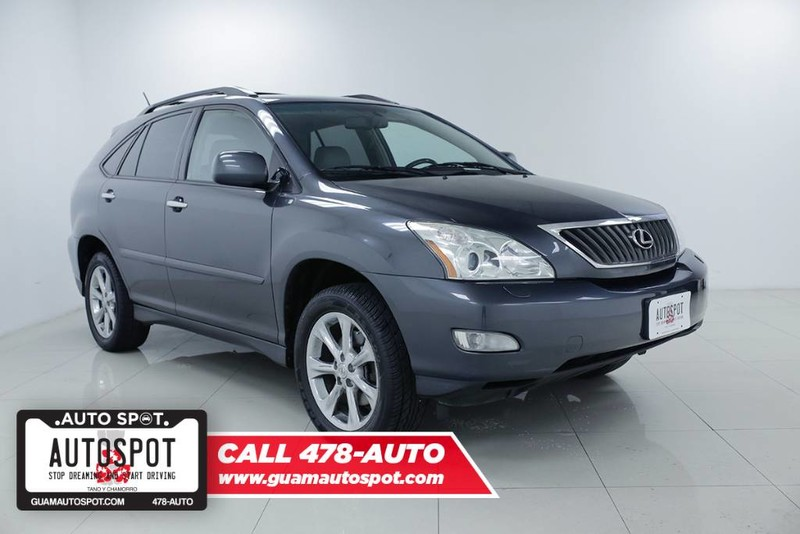 Pre Owned 2008 Lexus Rx 350
