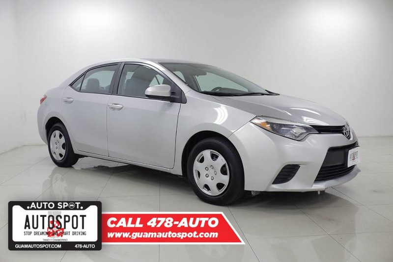 Pre-Owned 2014 Toyota Corolla L Front Wheel Drive Sedan