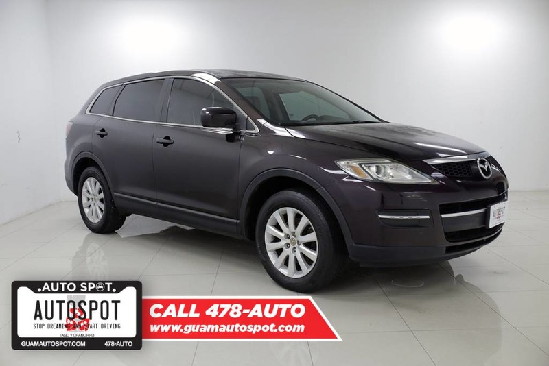 Mazda Cx 9 >> Pre Owned 2009 Mazda Cx 9 Sport Front Wheel Drive Suv
