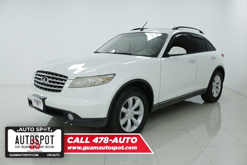 Pre-Owned 2005 INFINITI FX35