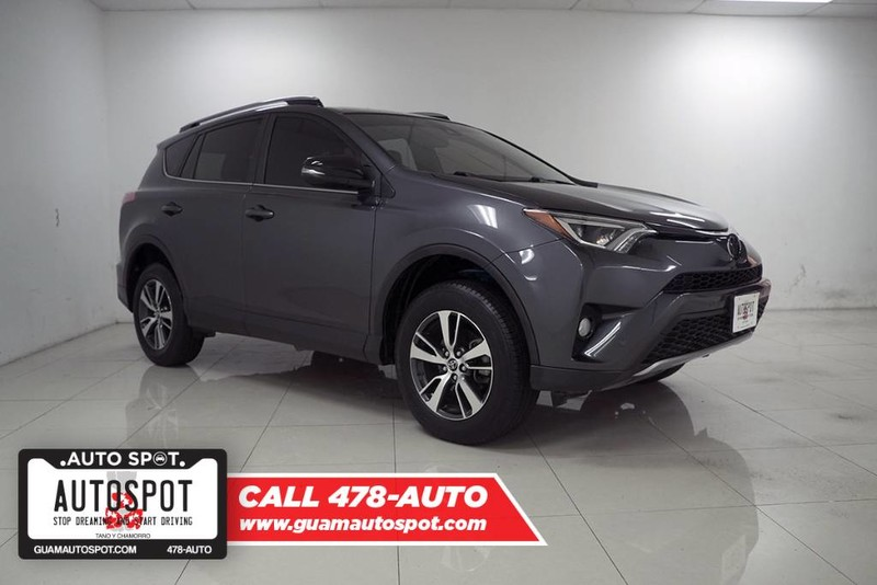 Pre Owned 2017 Toyota Rav4 Se Front Wheel Drive Suv