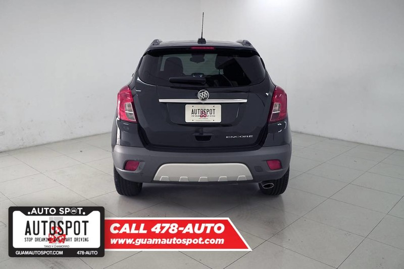 Pre-Owned 2015 Buick Encore