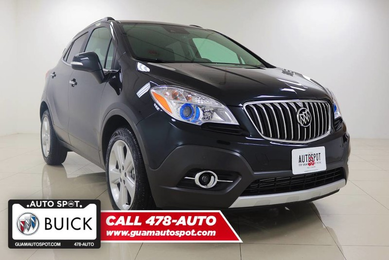 new 2016 buick encore premium sport utility in hagatna 16b036 guam autospot. Black Bedroom Furniture Sets. Home Design Ideas