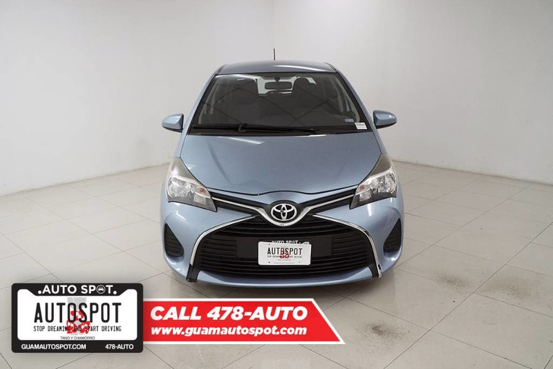 Pre-Owned 2015 Toyota Yaris L