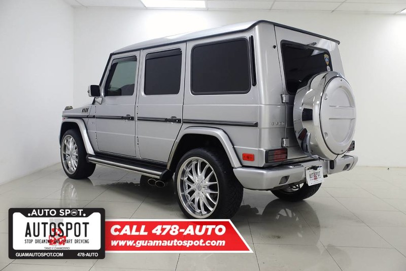 Pre-Owned 2003 Mercedes-Benz G-Class