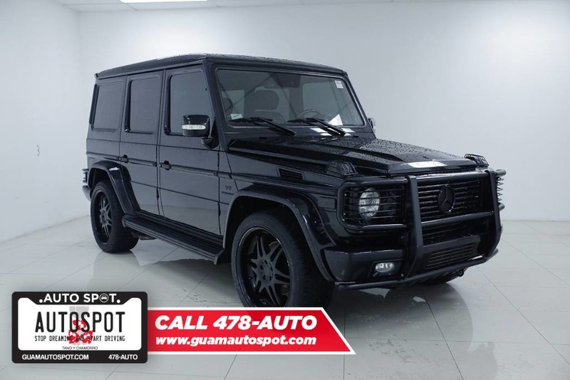 pre owned 2008 mercedes benz g class 5 5l amg suv in. Black Bedroom Furniture Sets. Home Design Ideas