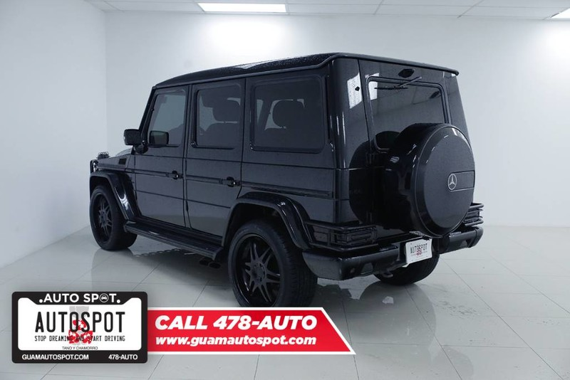 Pre-Owned 2008 Mercedes-Benz G-Class 5.5L AMG®