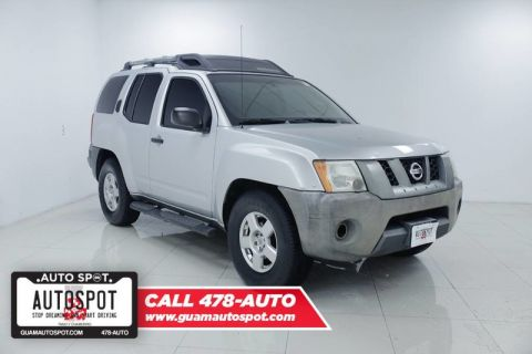 Pre-Owned 2007 Nissan Xterra S