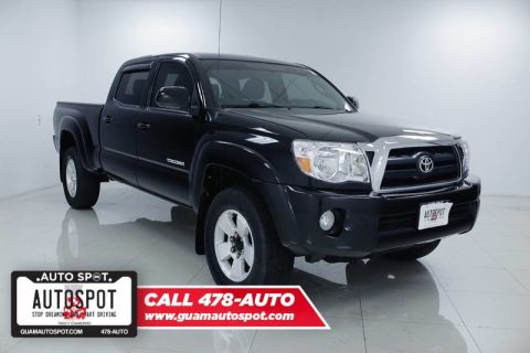 Pre-Owned 2011 Toyota Tacoma 2WD Double LB V6 AT