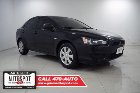 Pre-Owned 2014 Mitsubishi LANCER ES SEDAN 4D