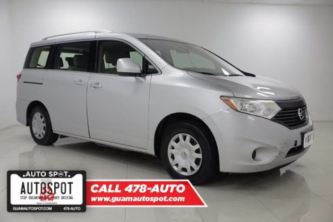 Pre-Owned 2014 Nissan Quest S
