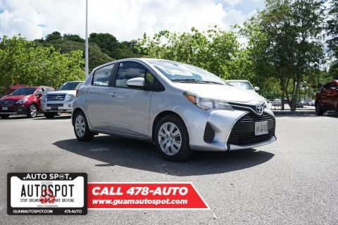Pre-Owned 2016 Toyota Yaris L